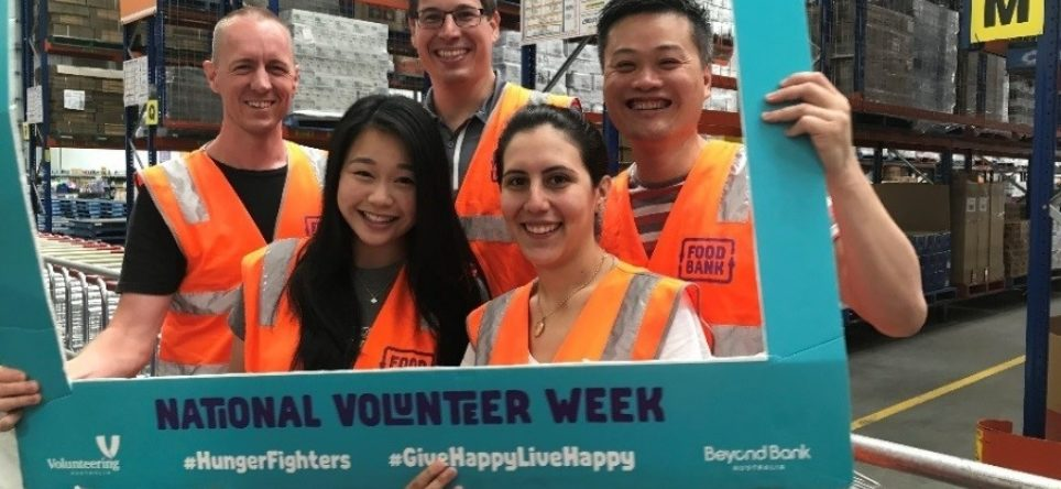 Aussie Volunteer Week